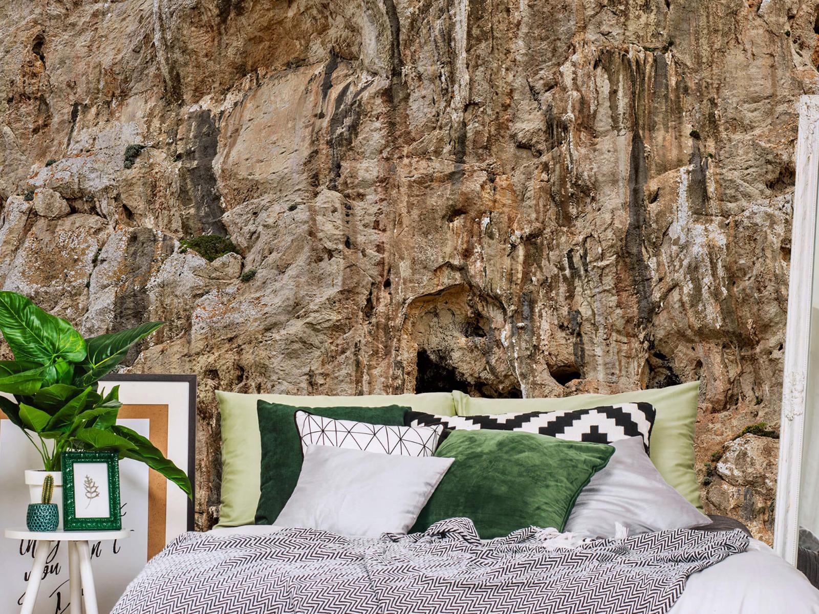 Bergen - Grot in een rots - Slaapkamer 13