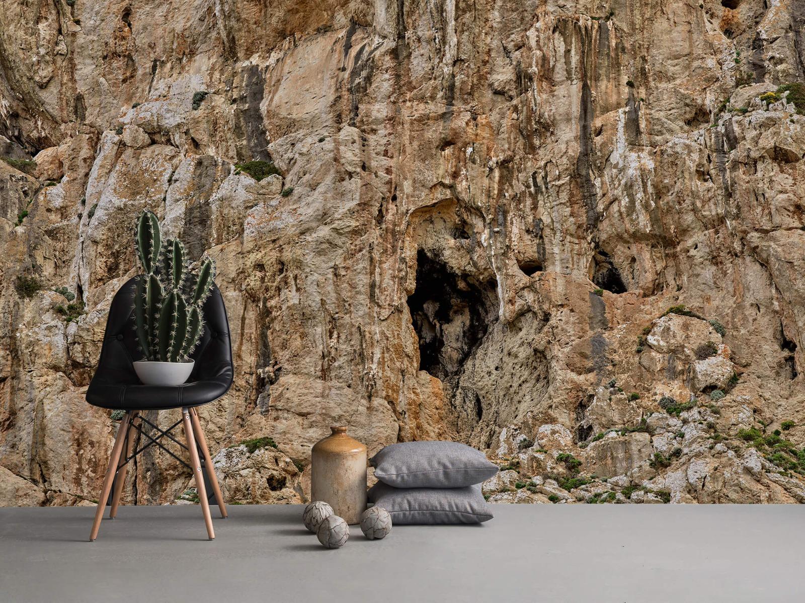Bergen - Grot in een rots - Slaapkamer 14