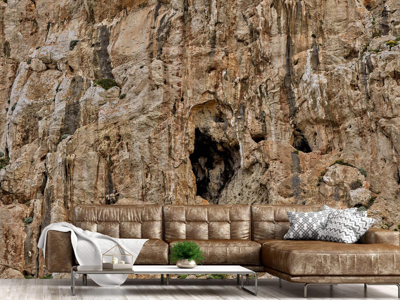 Bergen - Grot in een rots - Slaapkamer 15