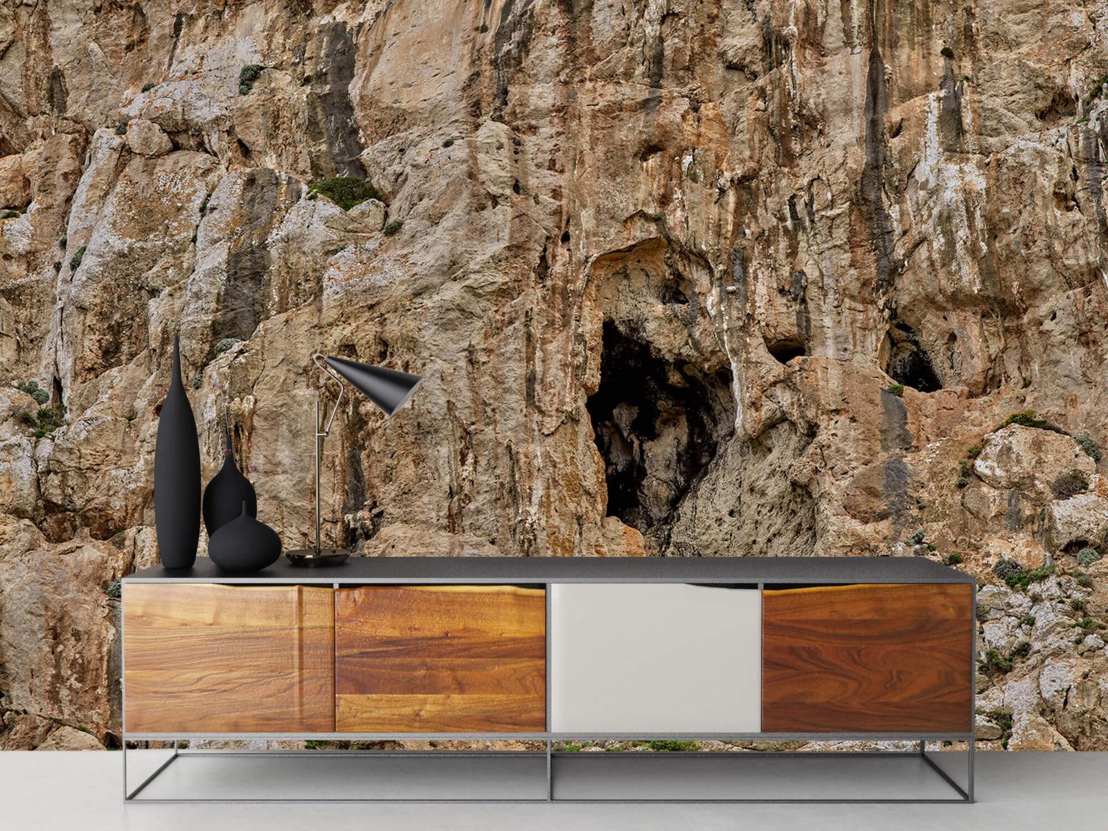 Bergen - Grot in een rots - Slaapkamer 16