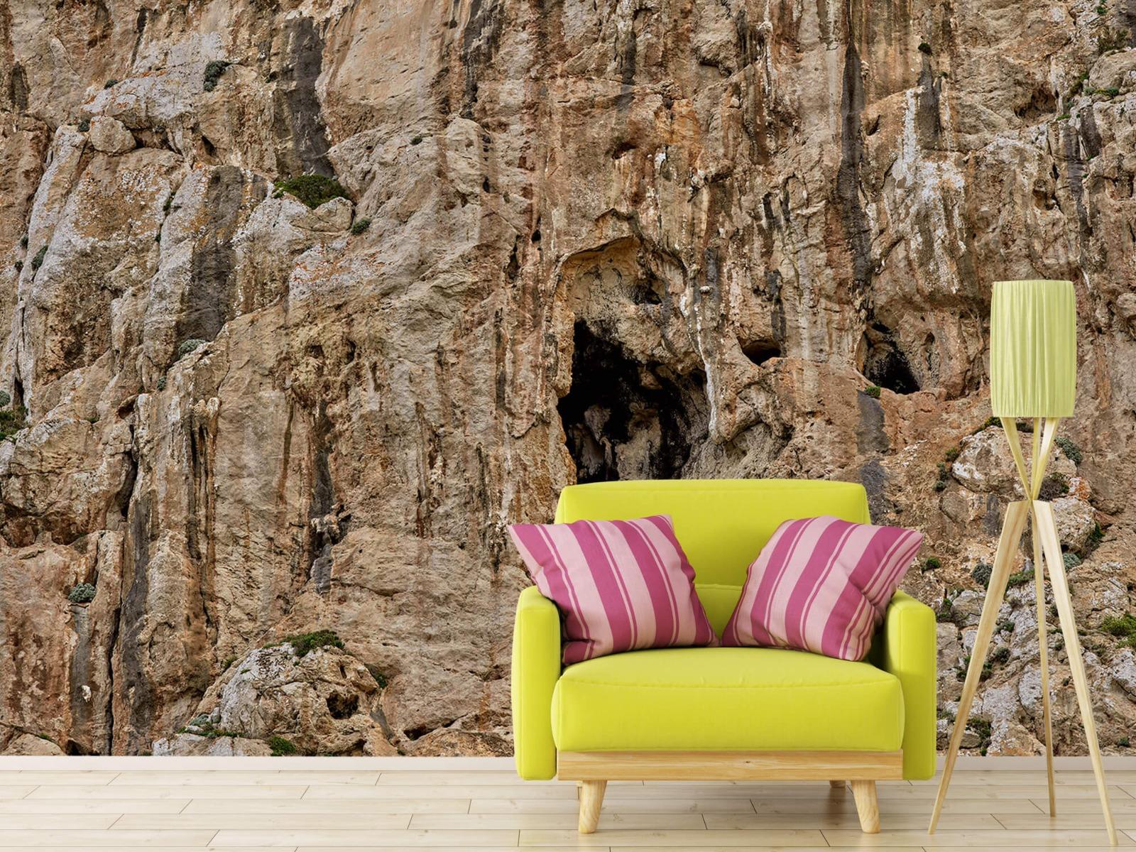 Bergen - Grot in een rots - Slaapkamer 17