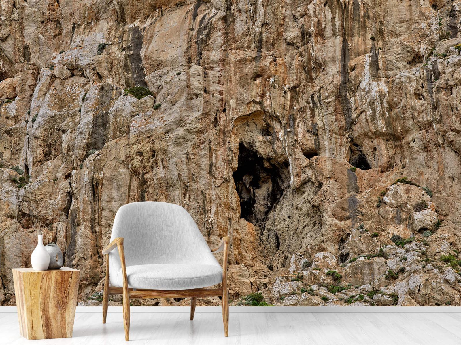 Bergen - Grot in een rots - Slaapkamer 18
