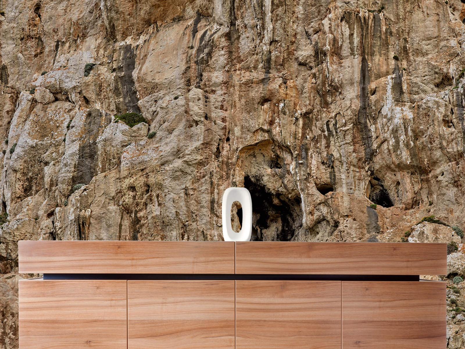 Bergen - Grot in een rots - Slaapkamer 20