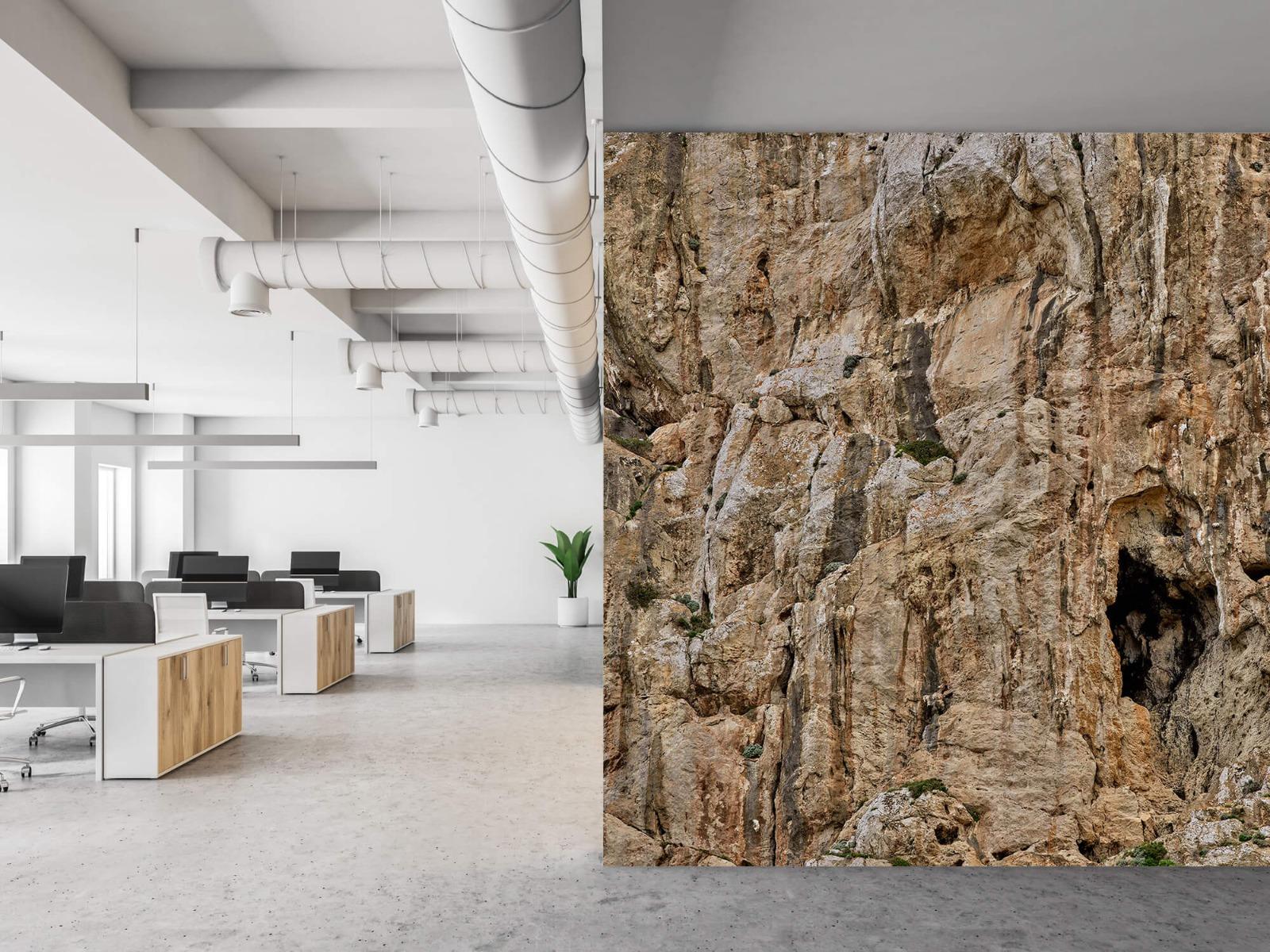 Bergen - Grot in een rots - Slaapkamer 21