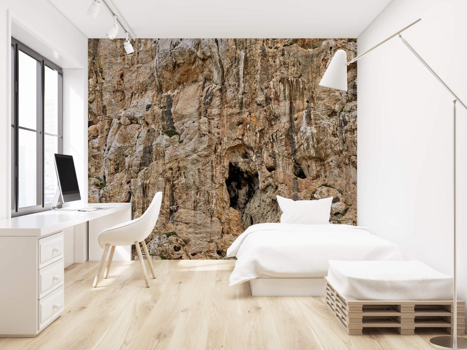 Bergen - Grot in een rots - Slaapkamer 22