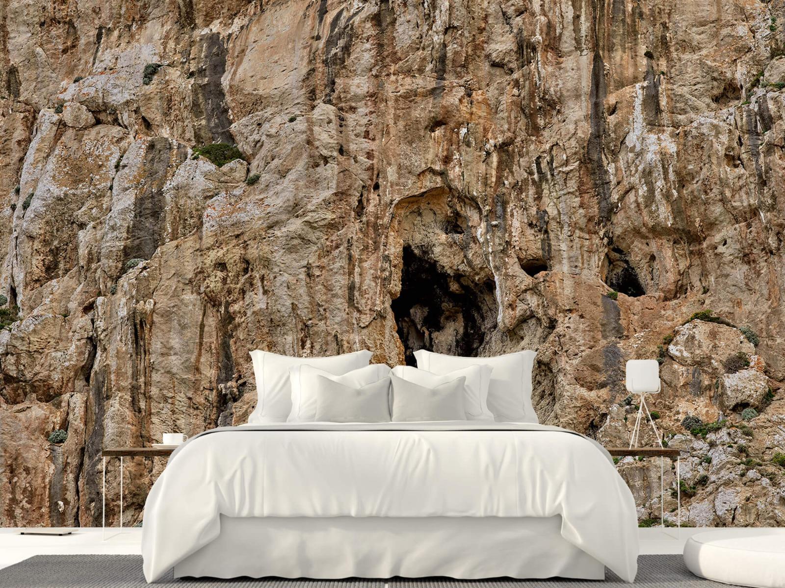 Bergen - Grot in een rots - Slaapkamer 23