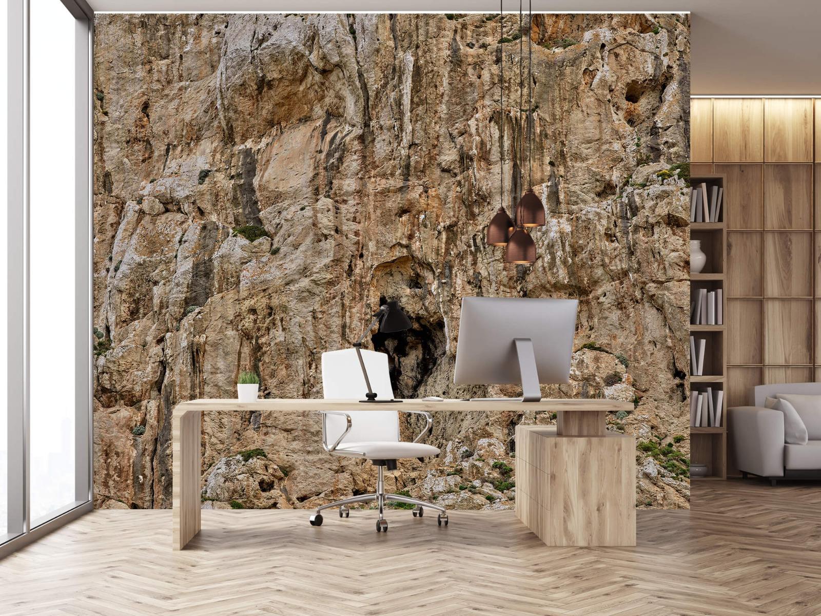 Bergen - Grot in een rots - Slaapkamer 24