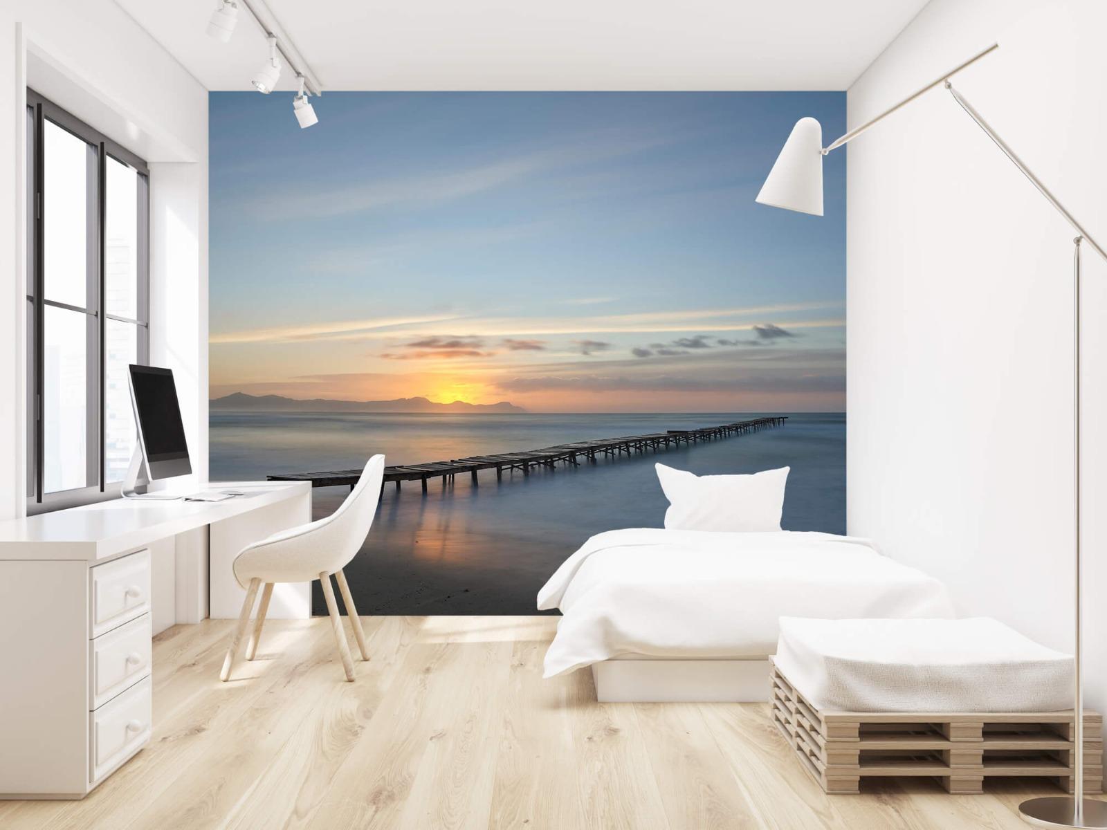Houten Steigers - Steiger voor de kust - Slaapkamer 23