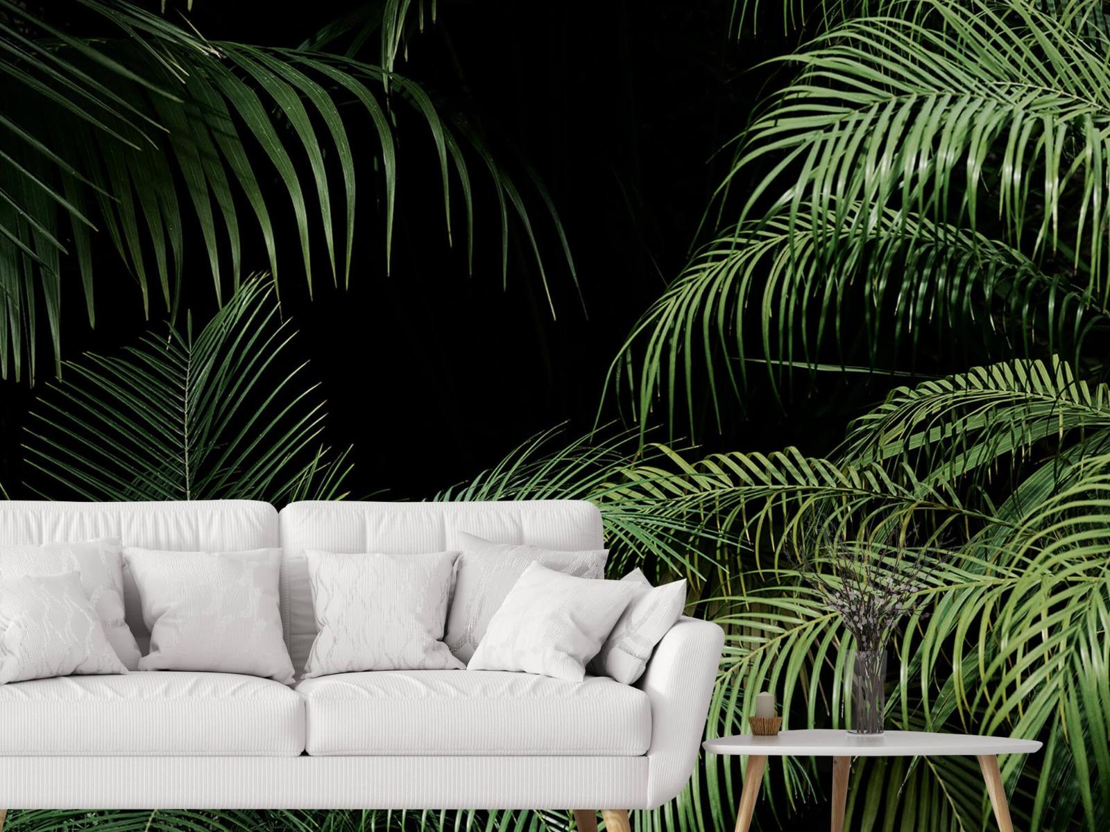 Bladeren - Plant met groene bladeren - Slaapkamer 3