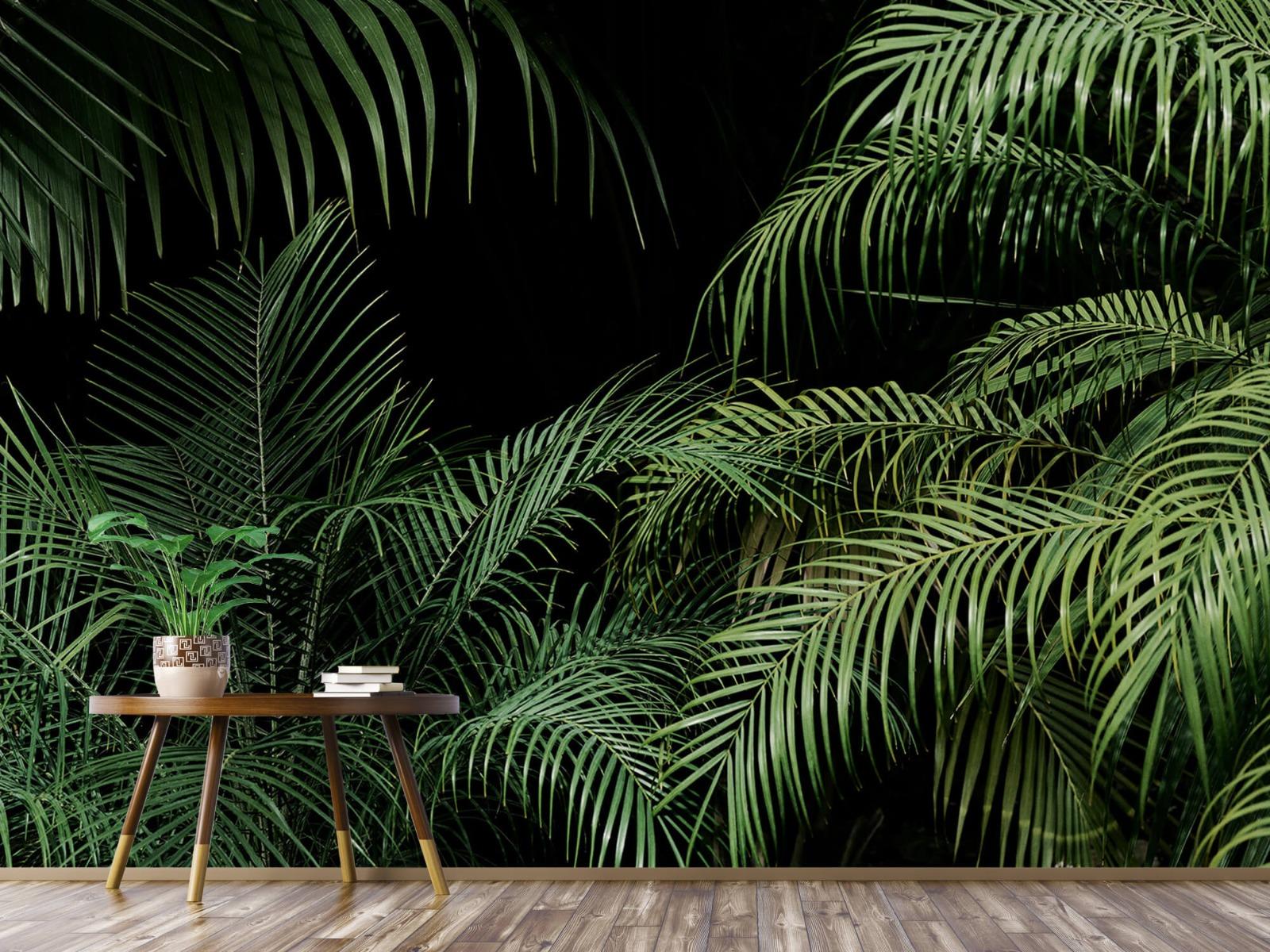 Bladeren - Plant met groene bladeren - Slaapkamer 4