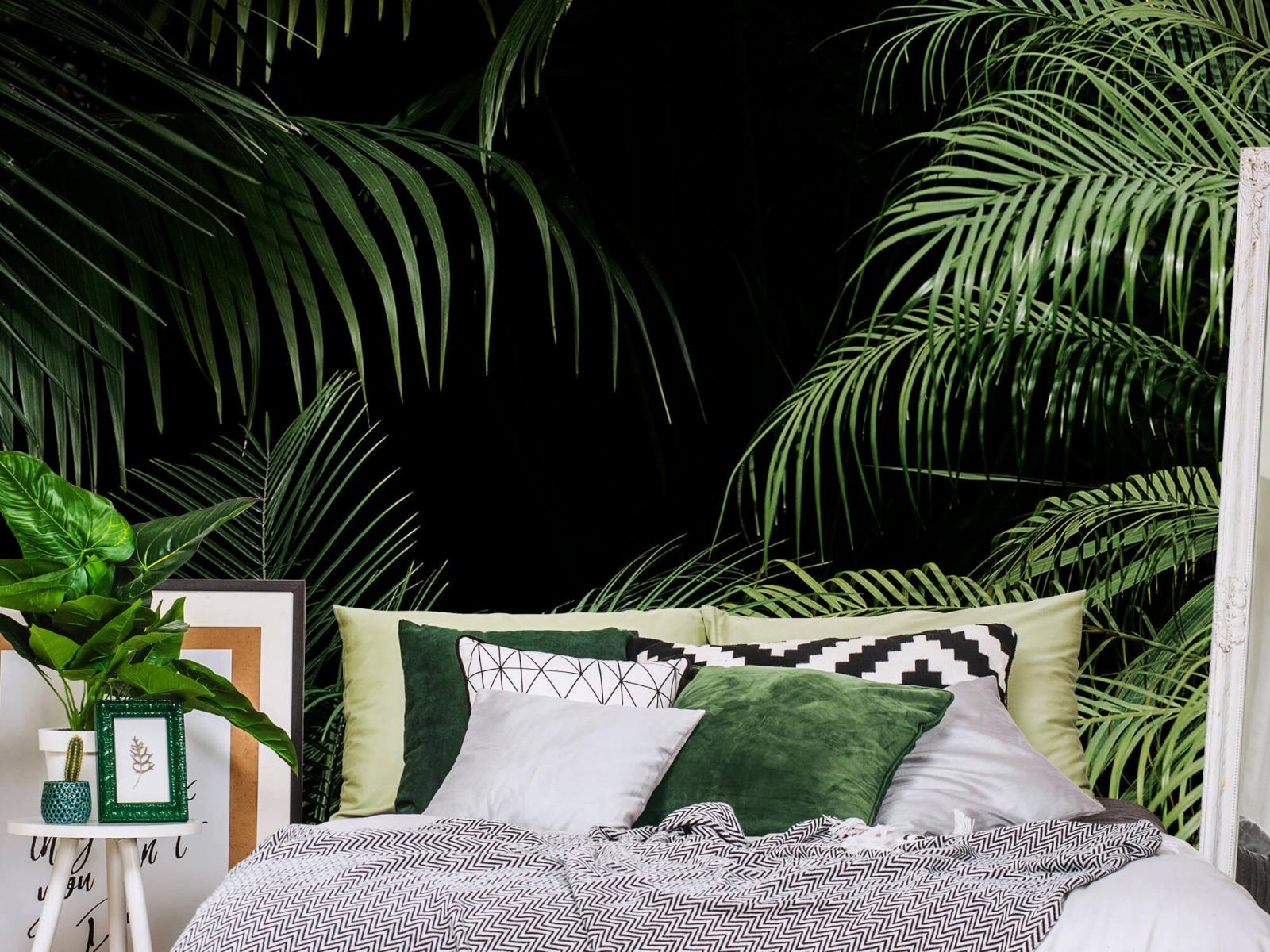 Bladeren - Plant met groene bladeren - Slaapkamer 12