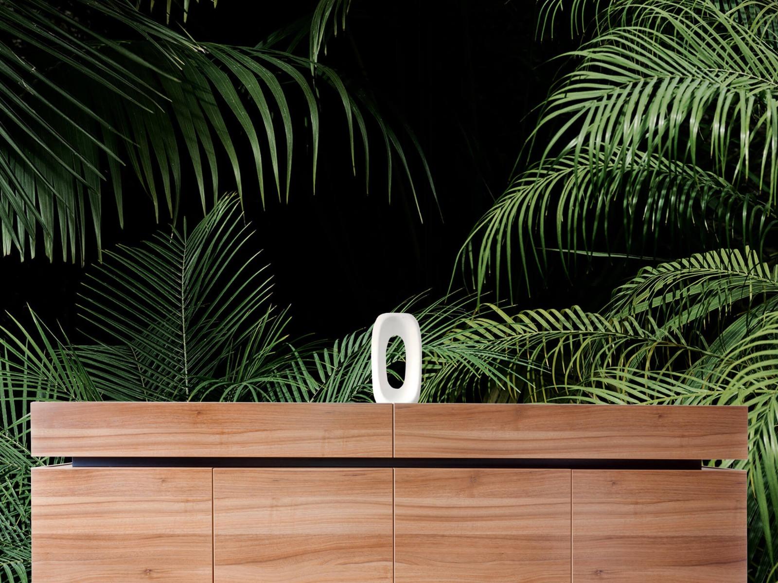 Bladeren - Plant met groene bladeren - Slaapkamer 20