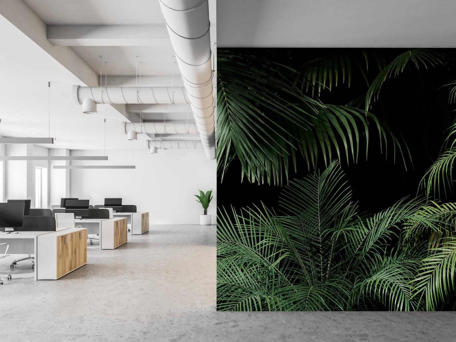 Bladeren - Plant met groene bladeren - Slaapkamer 21