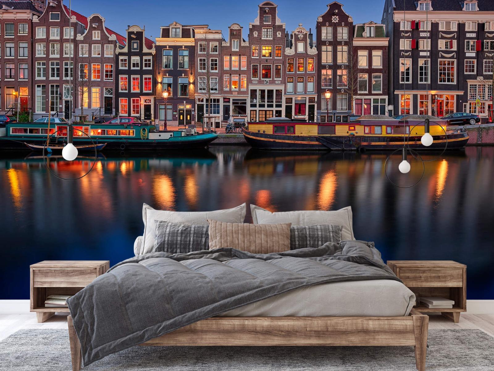 Architectuur - Grachtenpanden Amsterdam - Tienerkamer 2