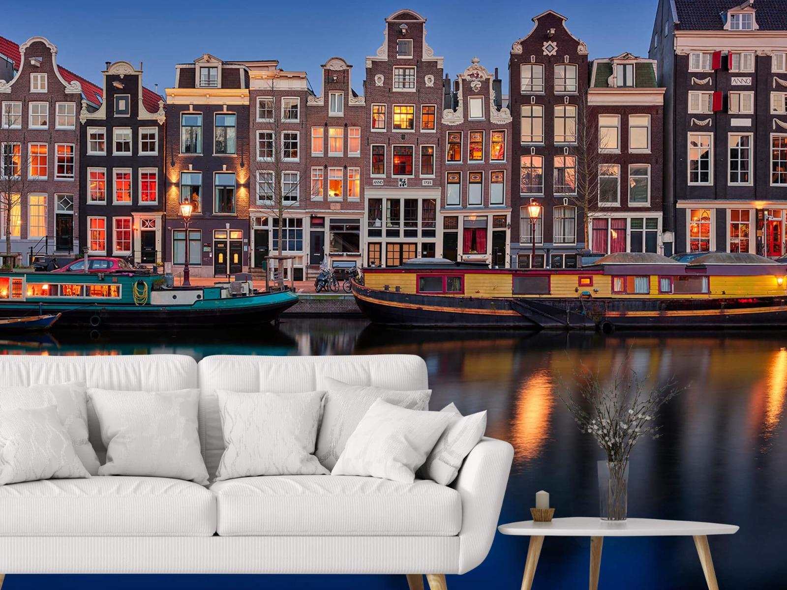 Architectuur - Grachtenpanden Amsterdam - Tienerkamer 3