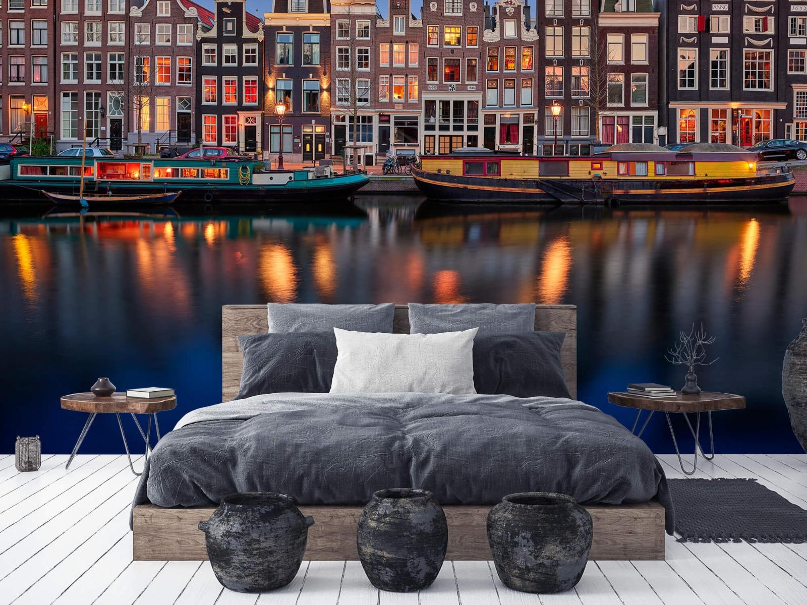 Architectuur - Grachtenpanden Amsterdam - Tienerkamer 5