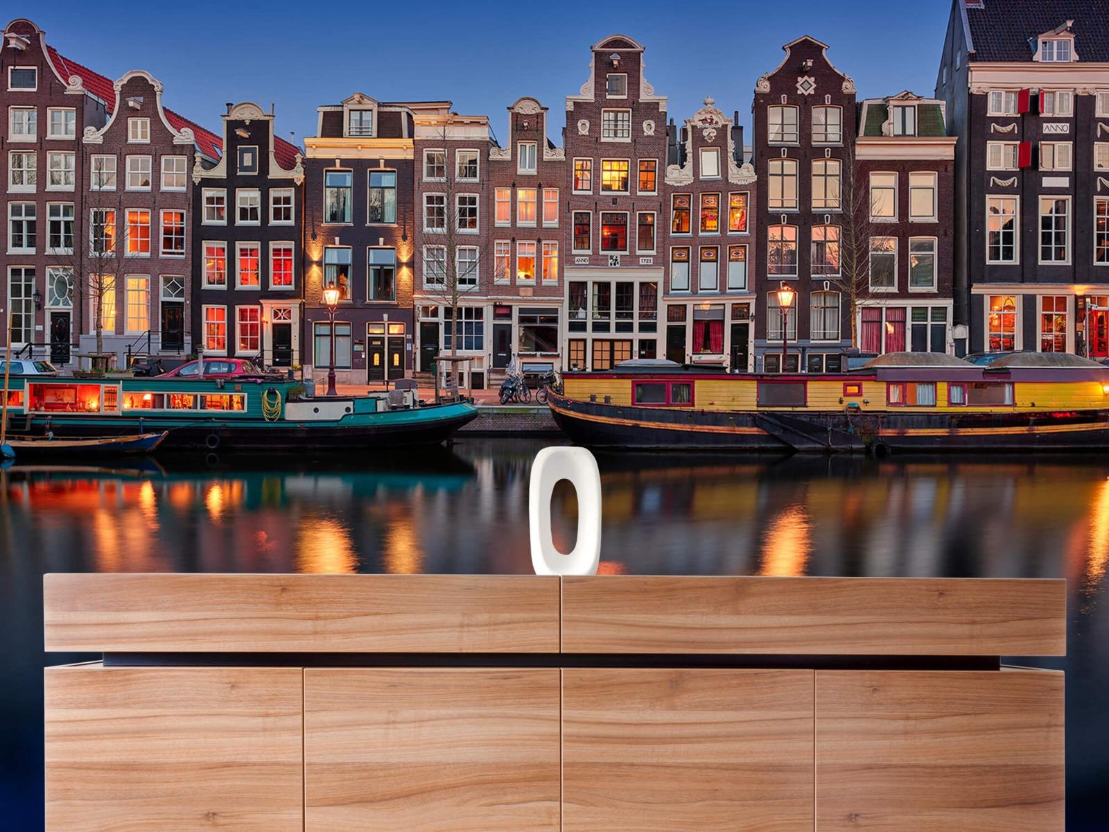 Architectuur - Grachtenpanden Amsterdam - Tienerkamer 20