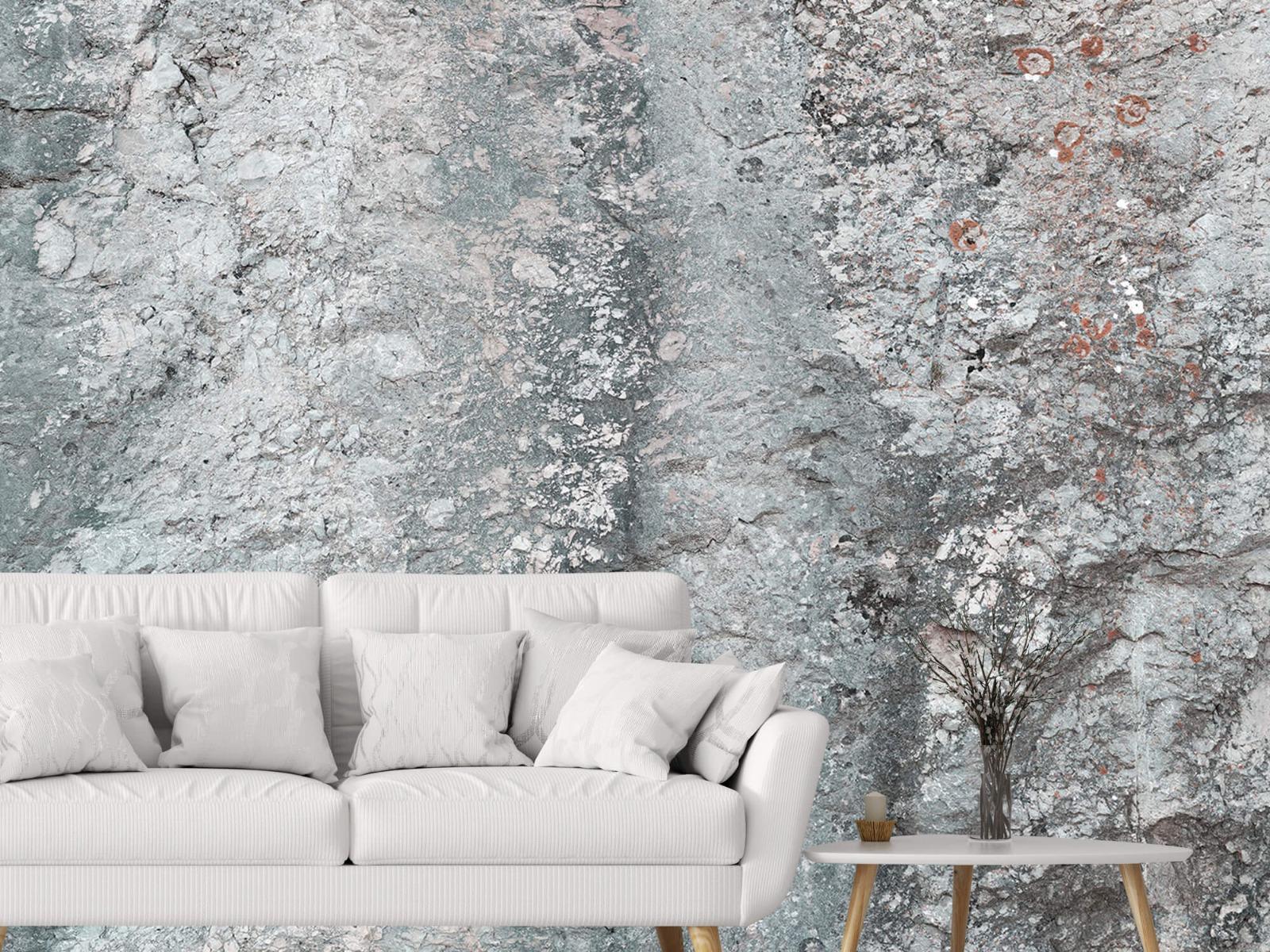 Steen behang - Rotswand - Directie 3