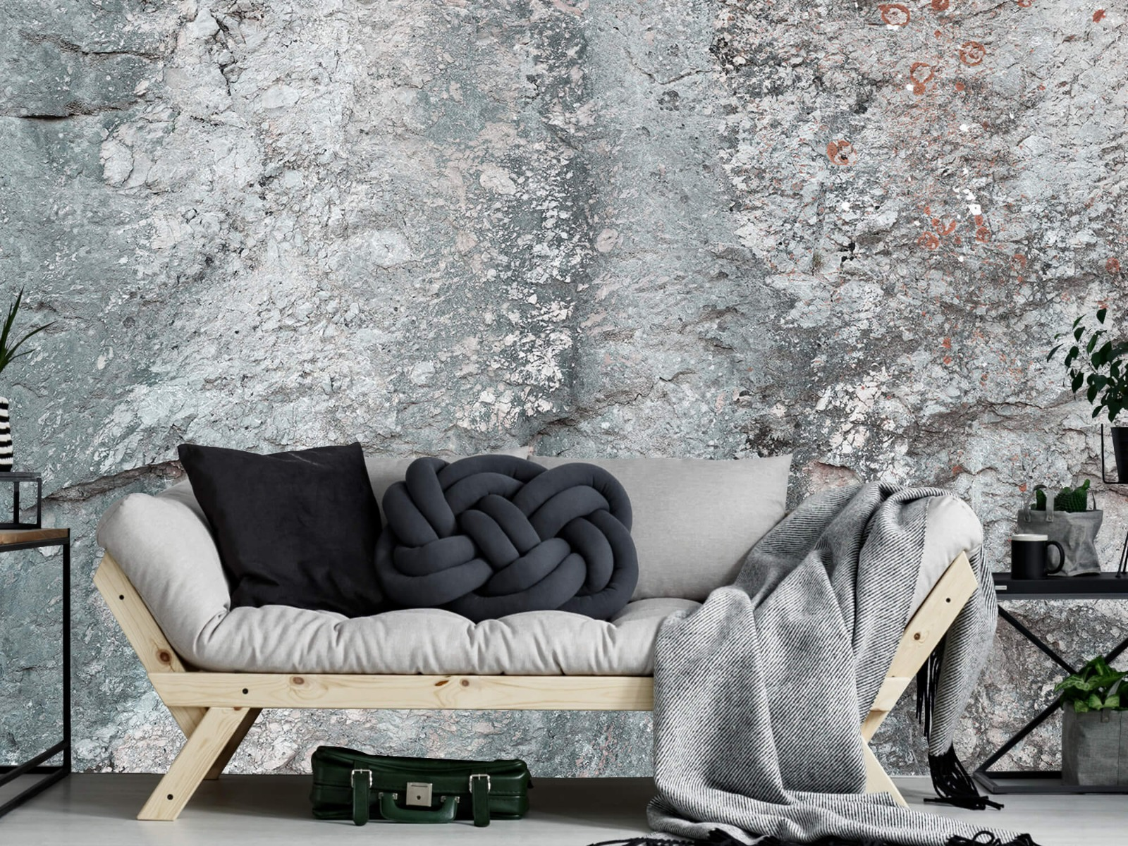 Steen behang - Rotswand - Directie 7