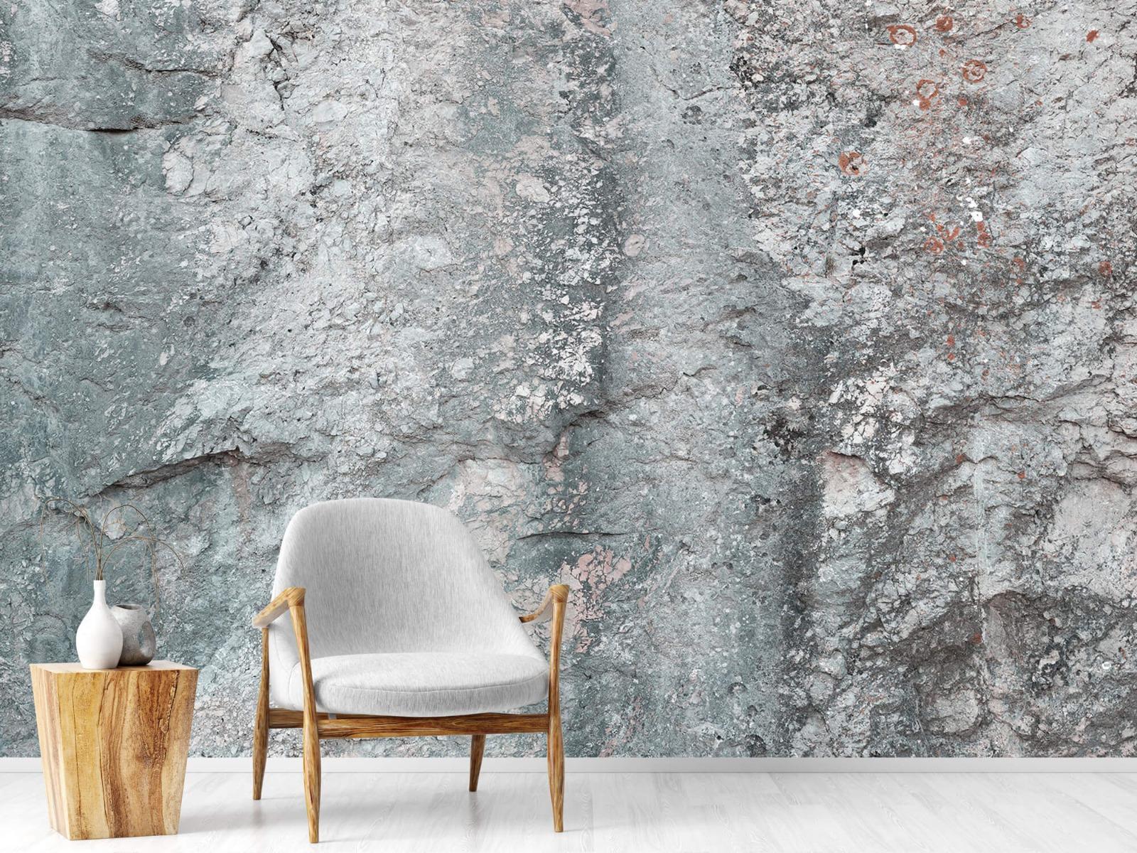 Steen behang - Rotswand - Directie 18