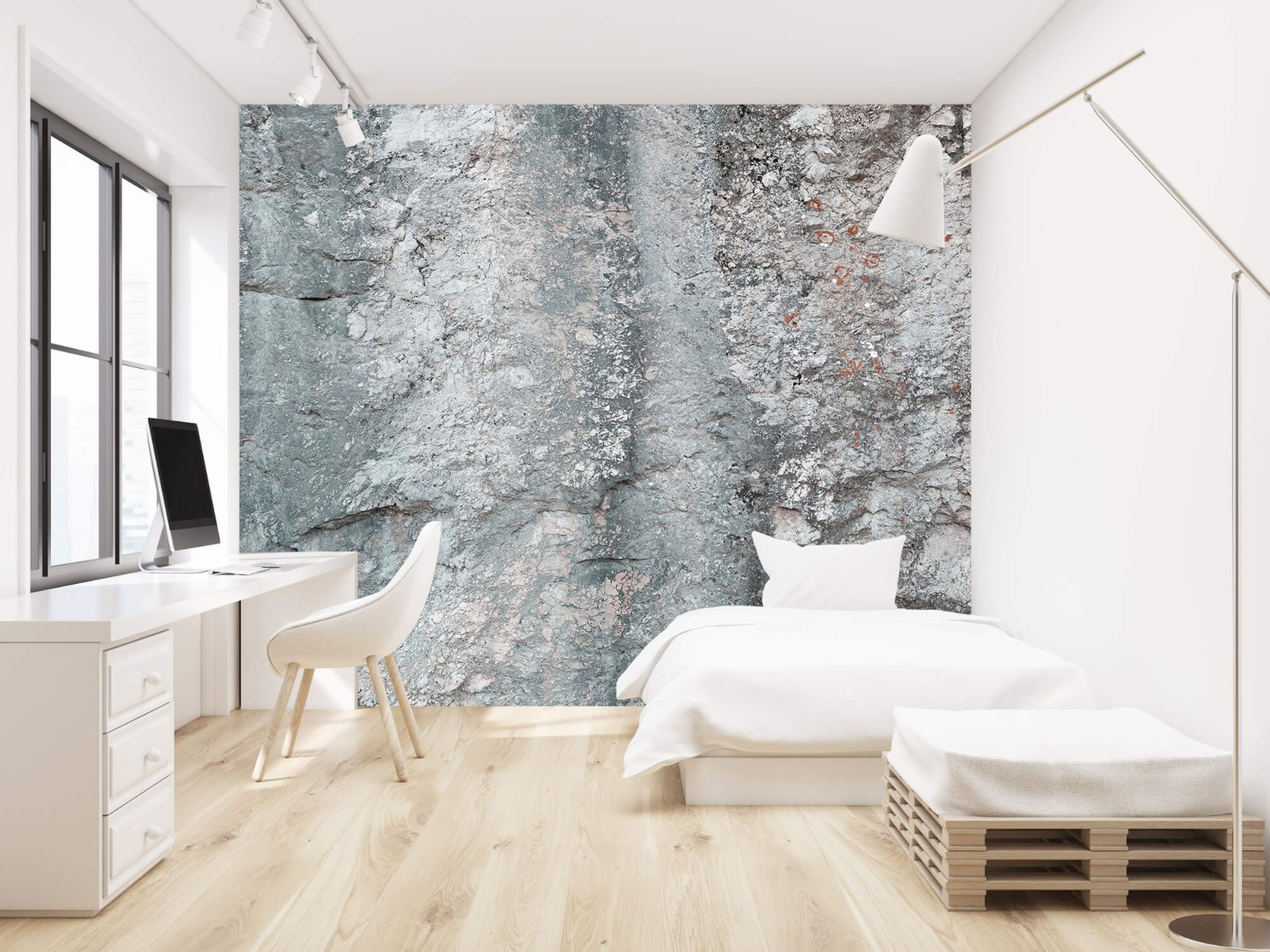 Steen behang - Rotswand - Directie 22