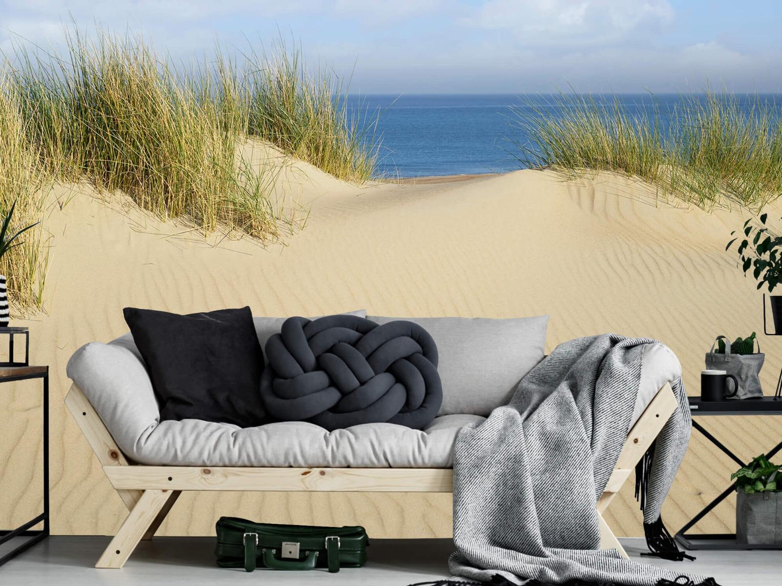 Stranden - Duin doorgang naar het strand - Woonkamer 6