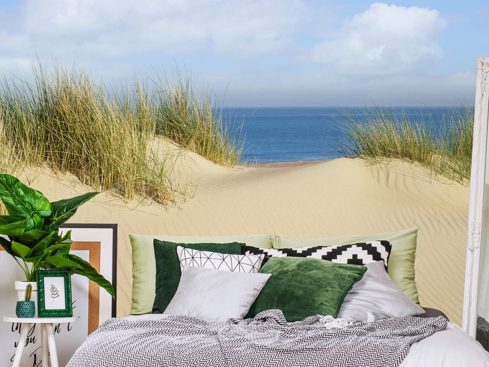 Stranden - Duin doorgang naar het strand - Woonkamer 12