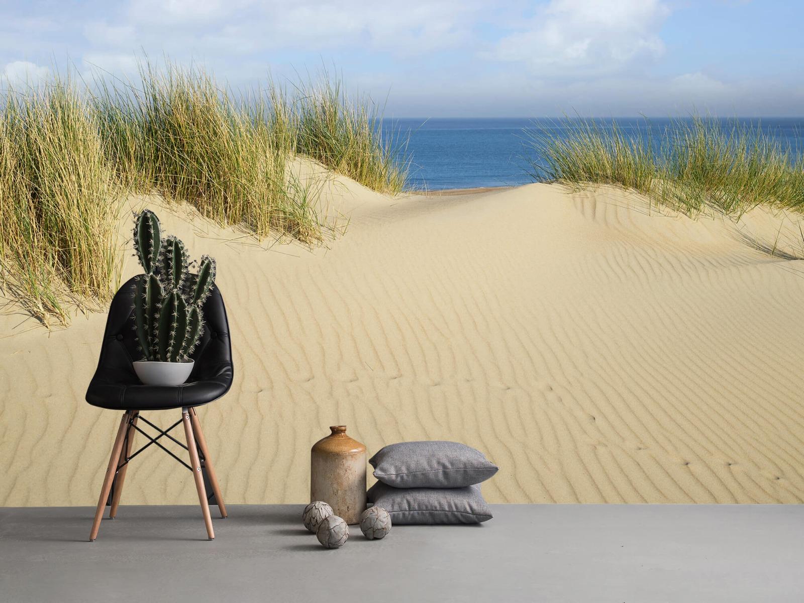 Stranden - Duin doorgang naar het strand - Woonkamer 13