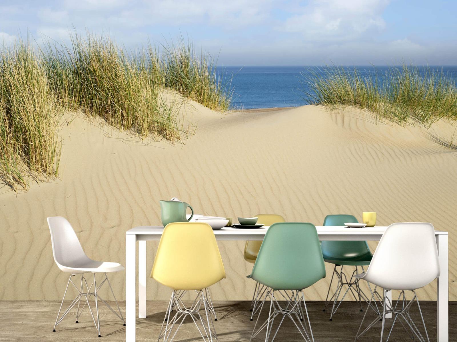 Stranden - Duin doorgang naar het strand - Woonkamer 15