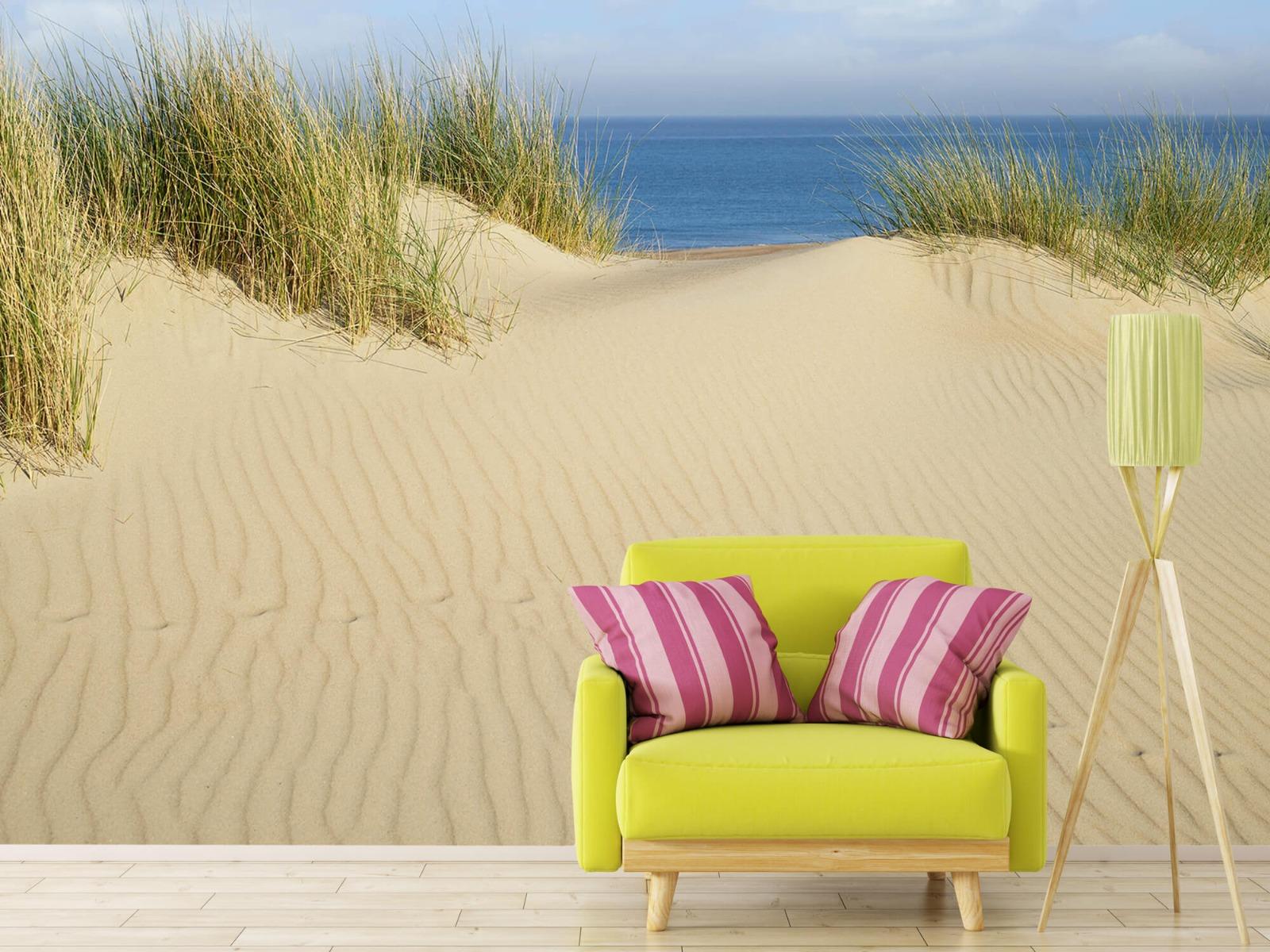 Stranden - Duin doorgang naar het strand - Woonkamer 17