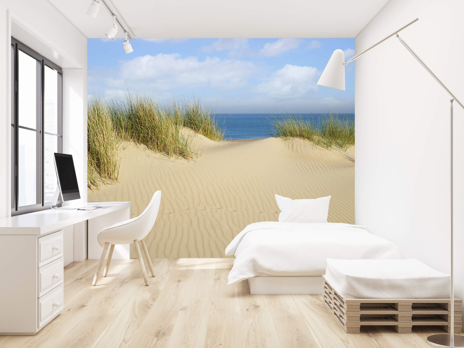 Stranden - Duin doorgang naar het strand - Woonkamer 22