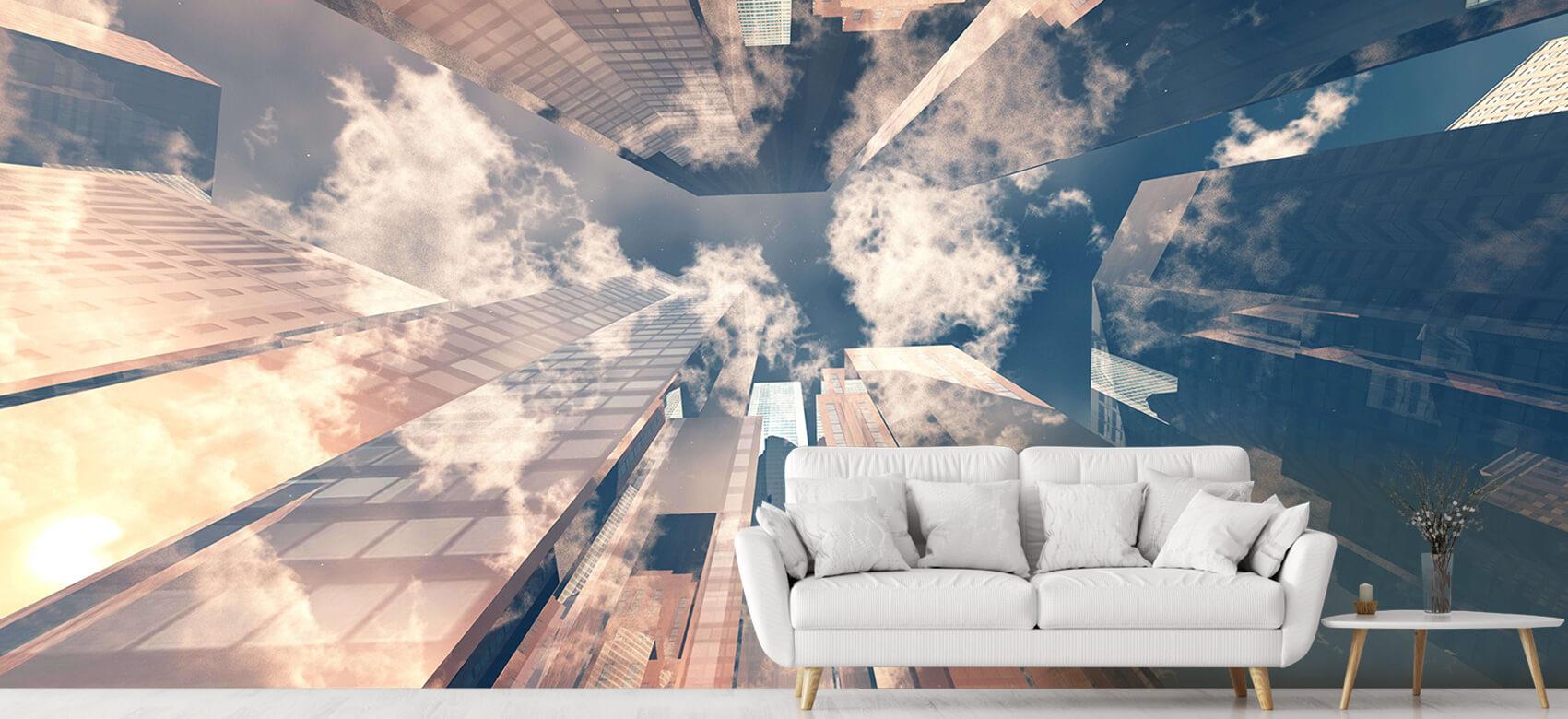 3D 3D Skyline 6