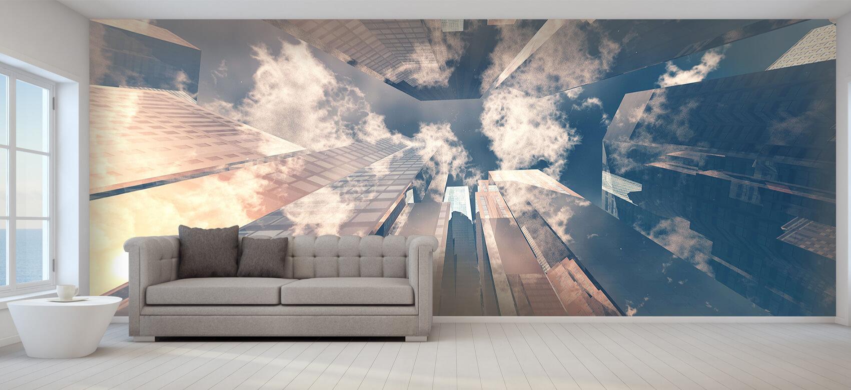 3D 3D Skyline 1