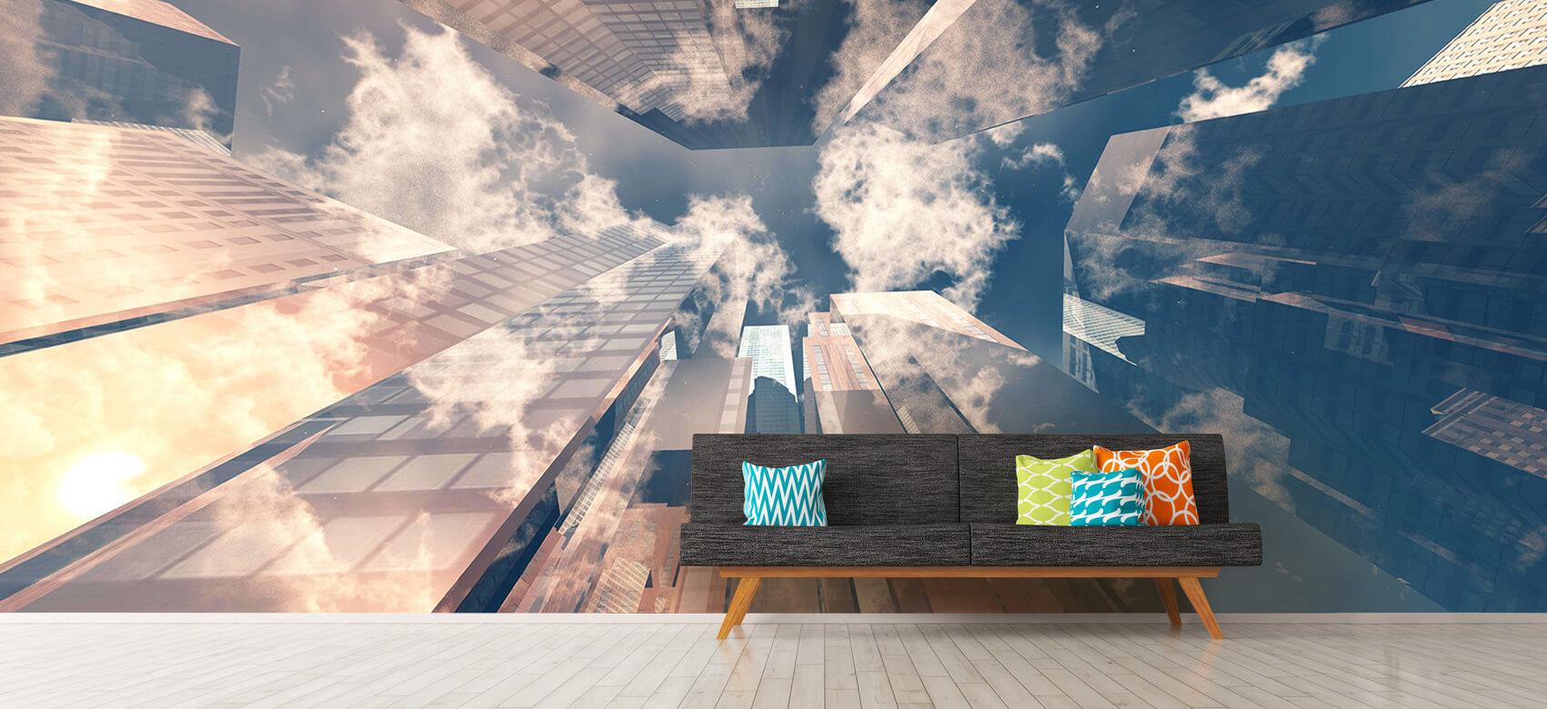 3D 3D Skyline 12