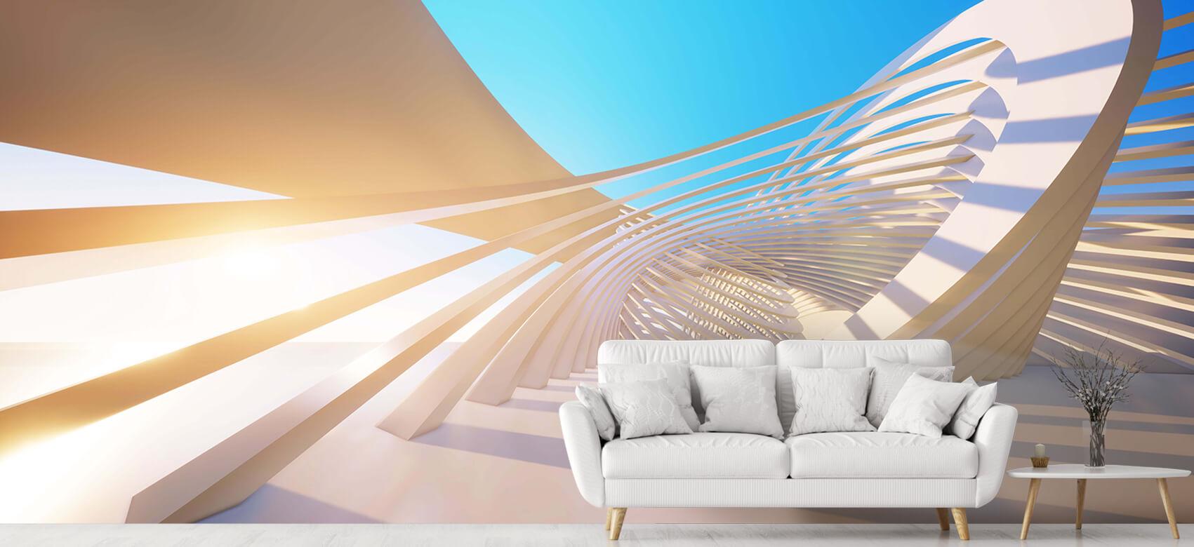 3D Abstracte ringen 6