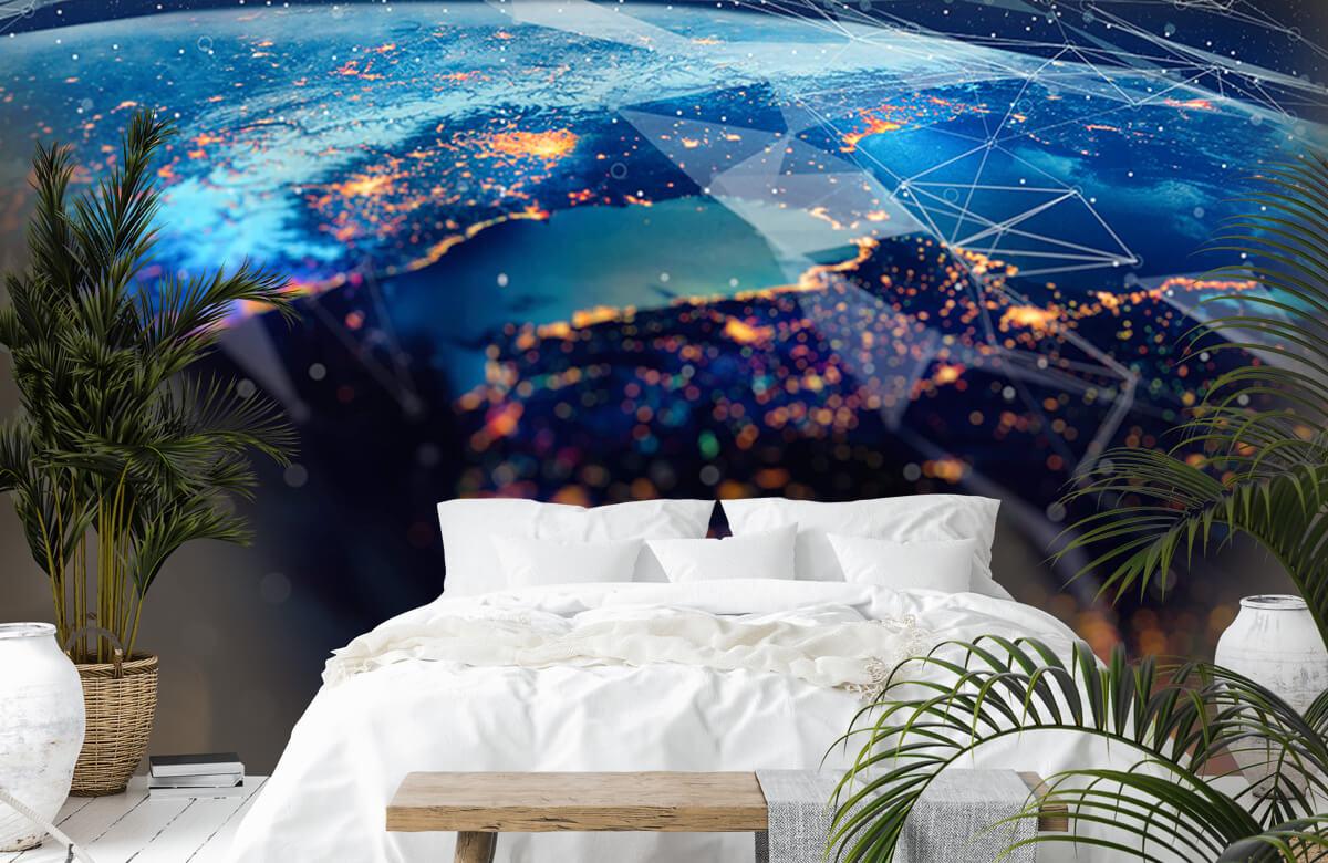 3D Abstracte wereld 6