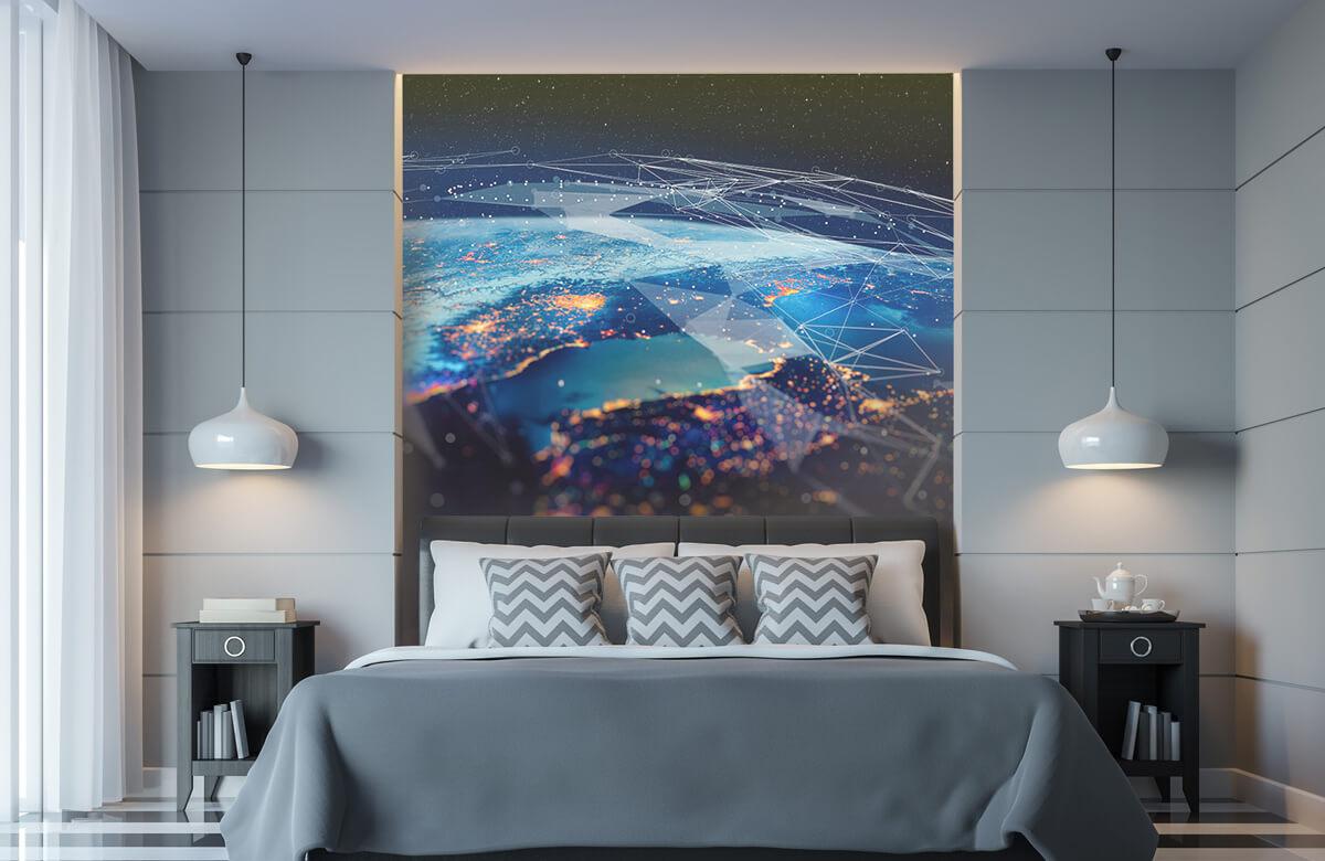 3D Abstracte wereld 8