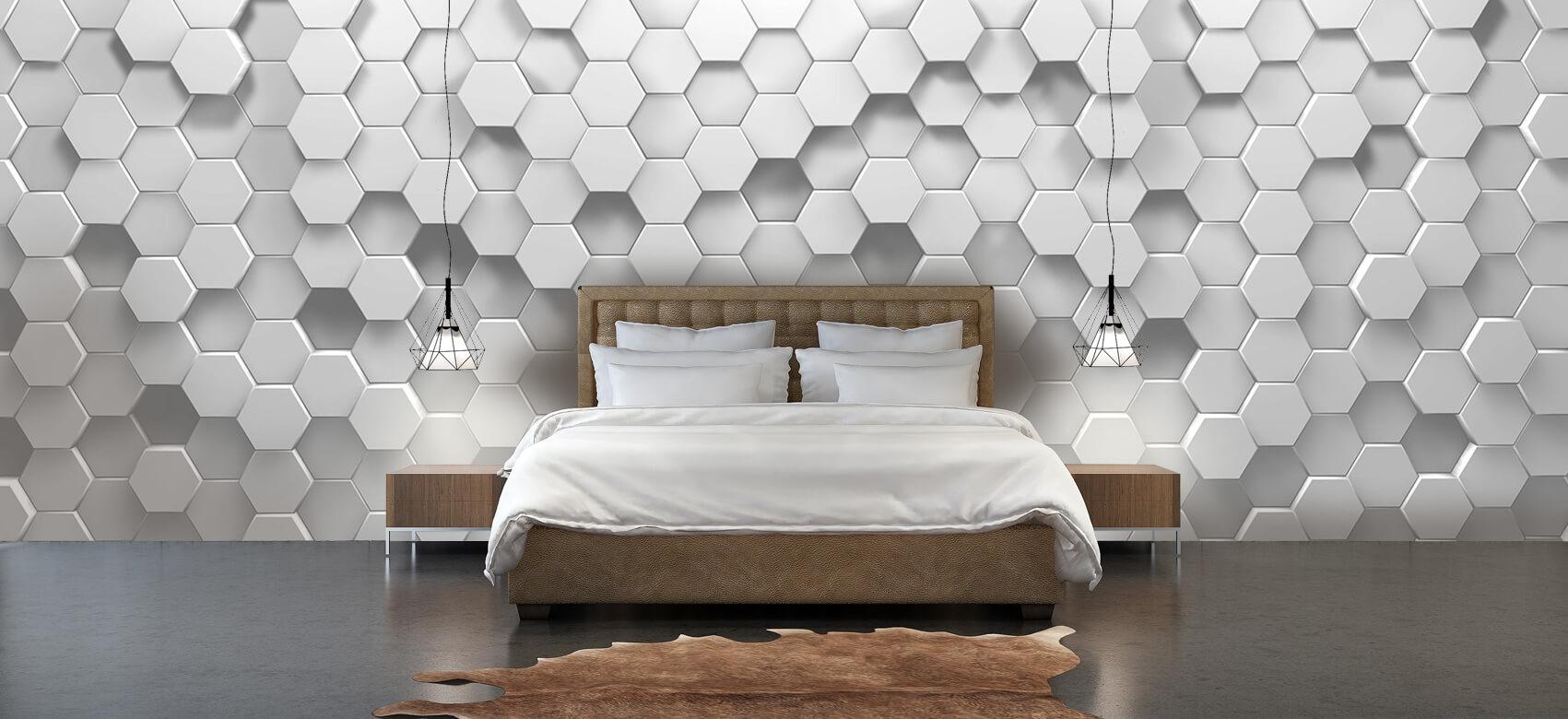 3D 3D Hexagons 3