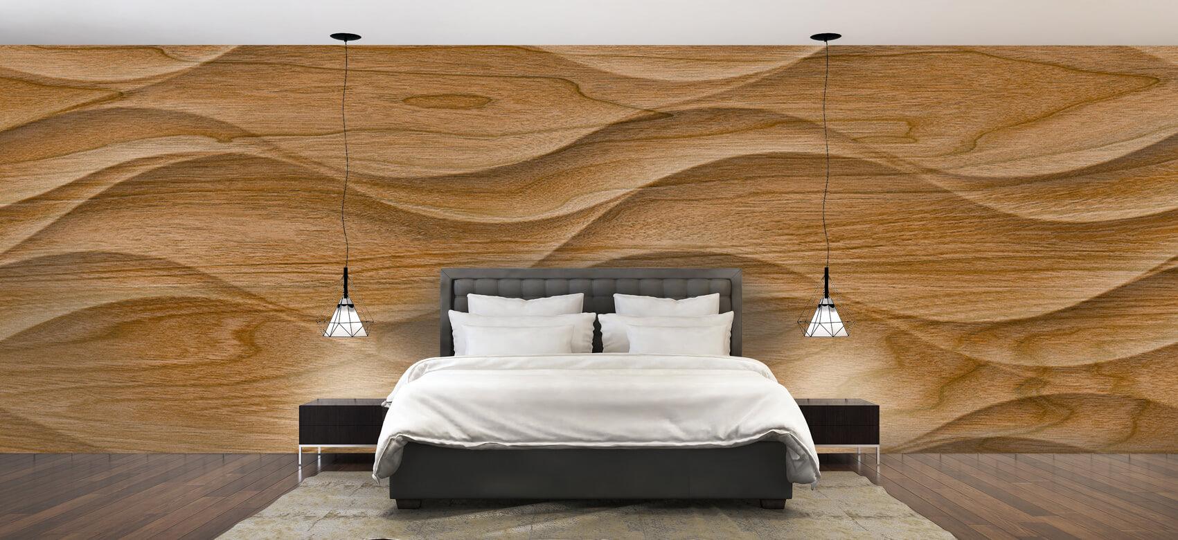 3D Golvend hout 1