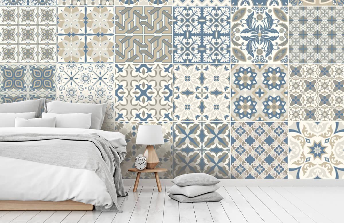 Beton, hout en steen Portugese tegels 7