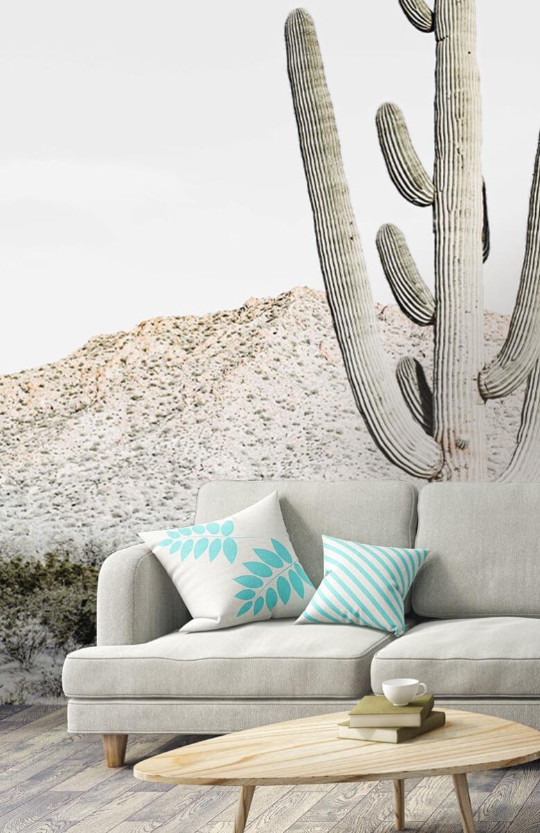 Bloemen, planten en bomen Hoge cactus 4