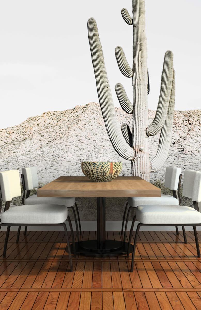 Bloemen, planten en bomen Hoge cactus 7