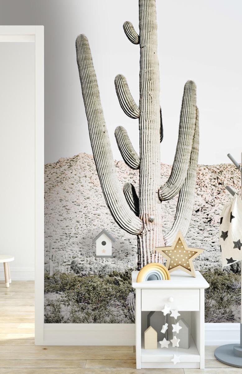 Bloemen, planten en bomen Hoge cactus 8