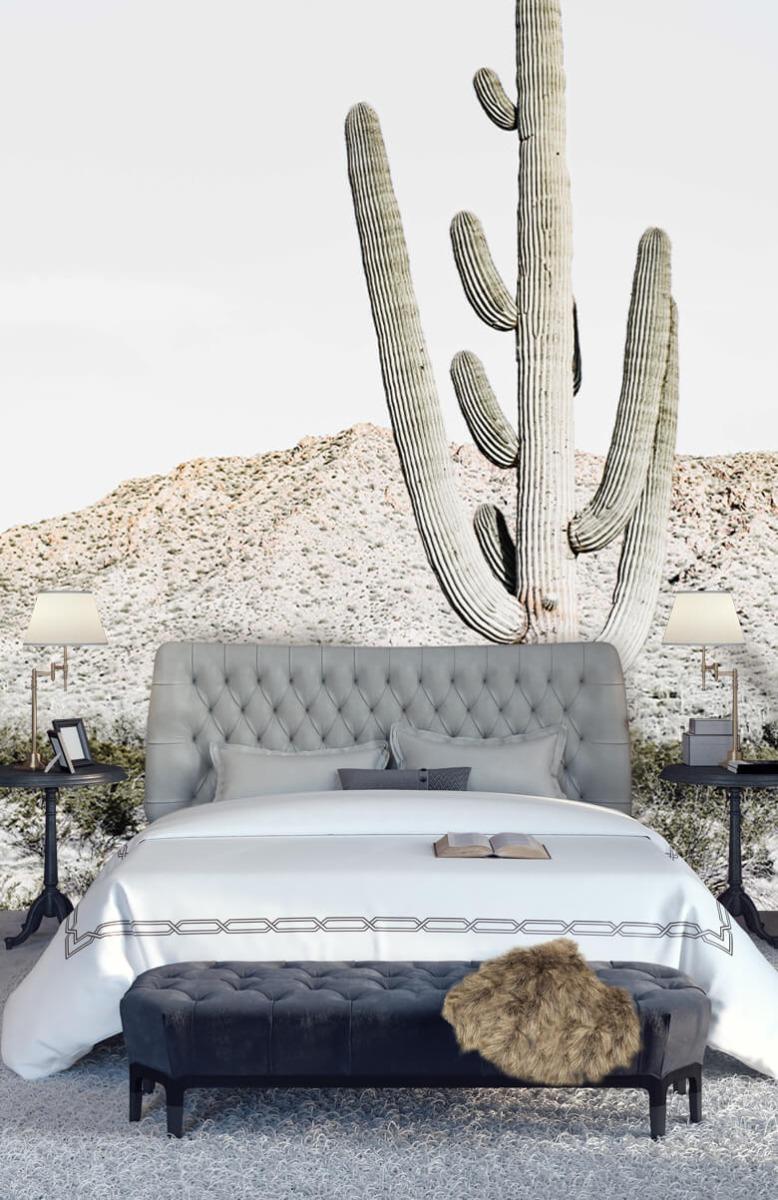 Bloemen, planten en bomen Hoge cactus 14