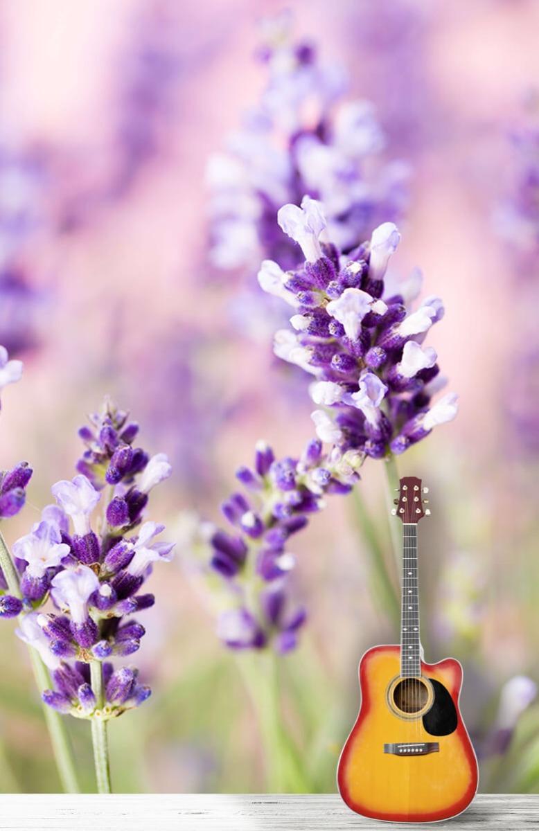 Bloemen, planten en bomen Lavendel bloem 11