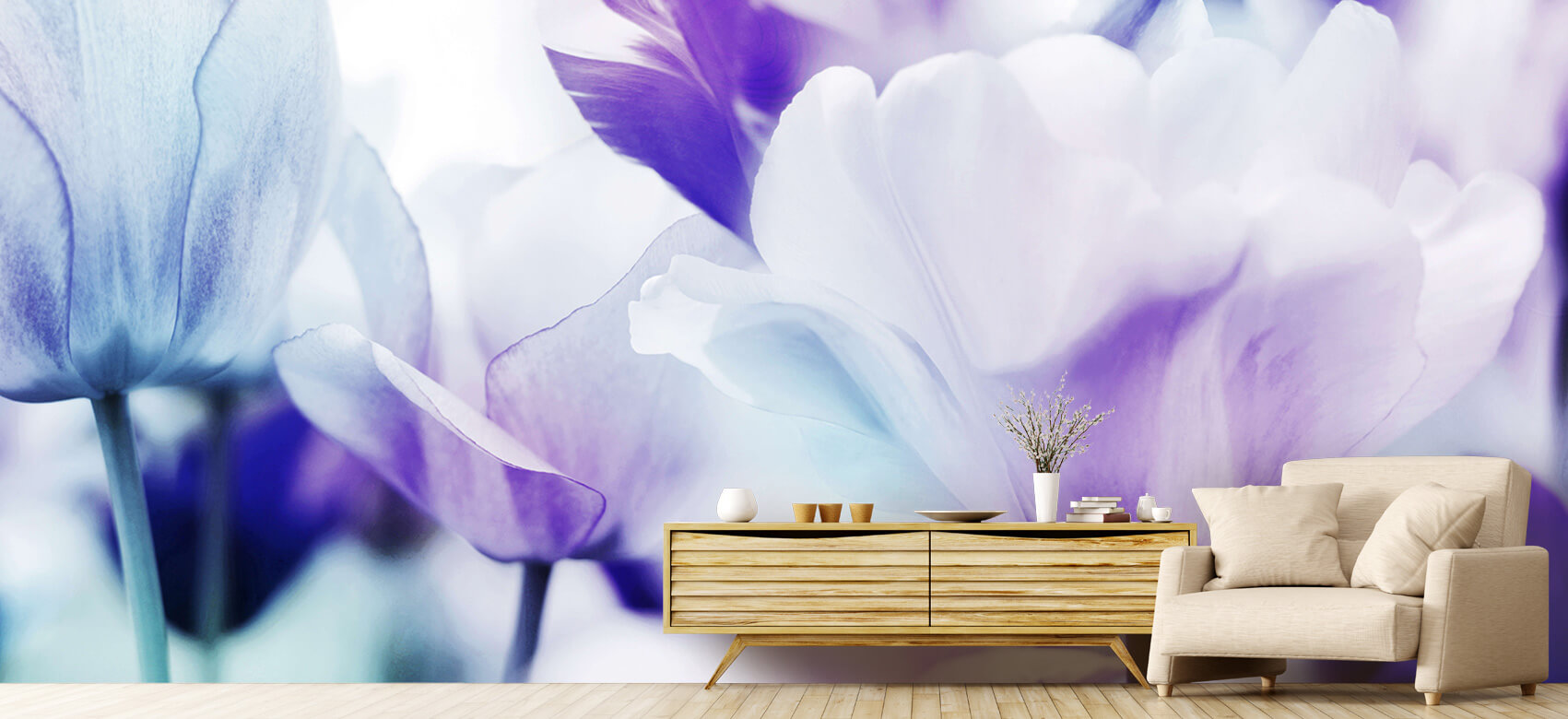 Bloemen, planten en bomen Tulpen fantasie 6