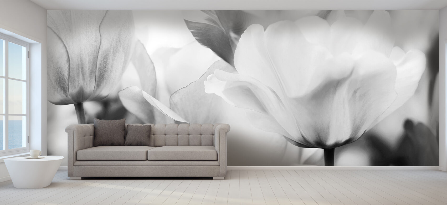 Bloemen, planten en bomen Tulpen fantasie 9