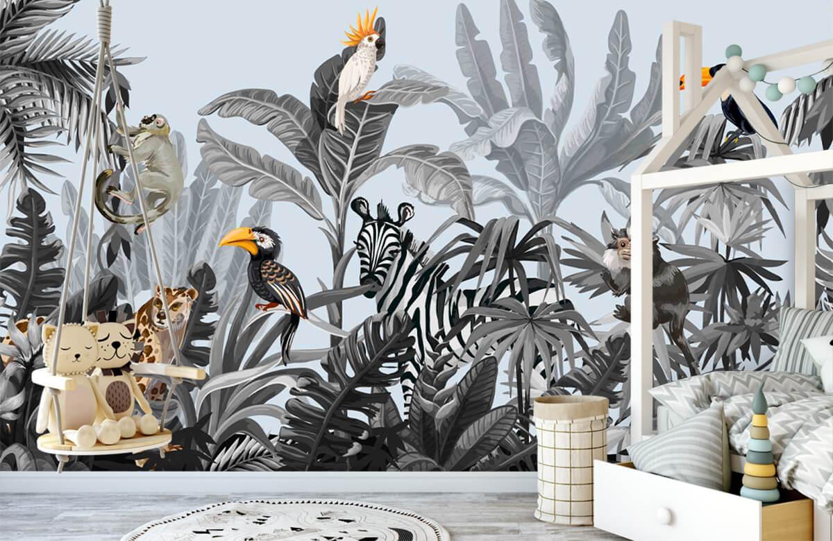Jungle Jungle vol dieren 1