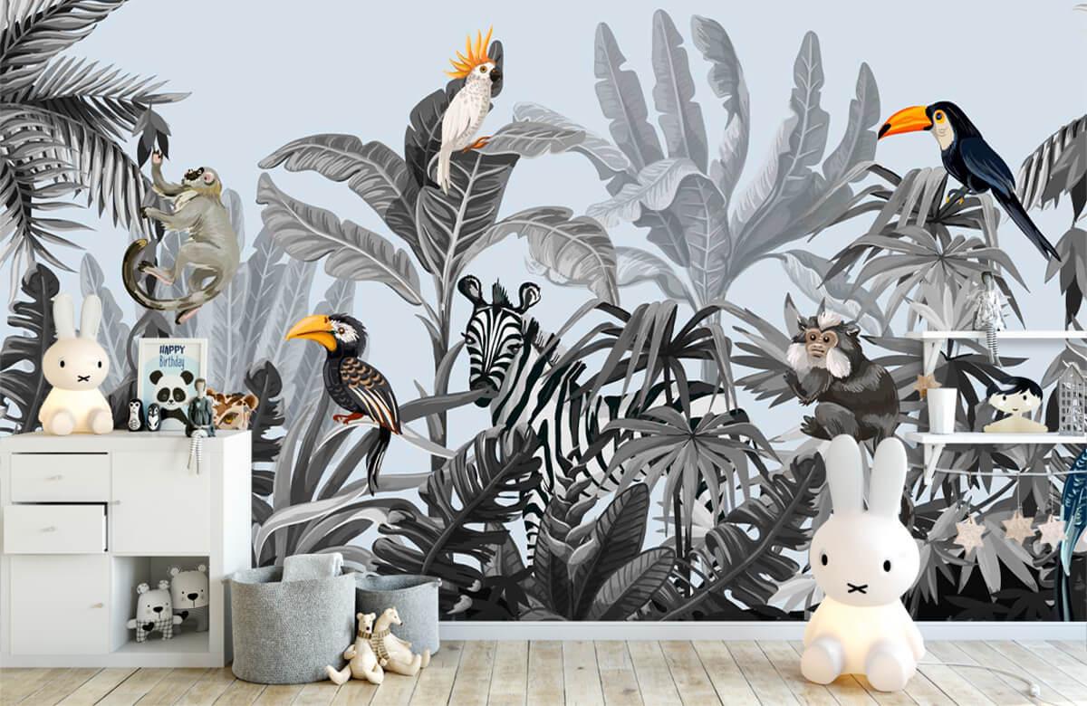 Jungle Jungle vol dieren 4