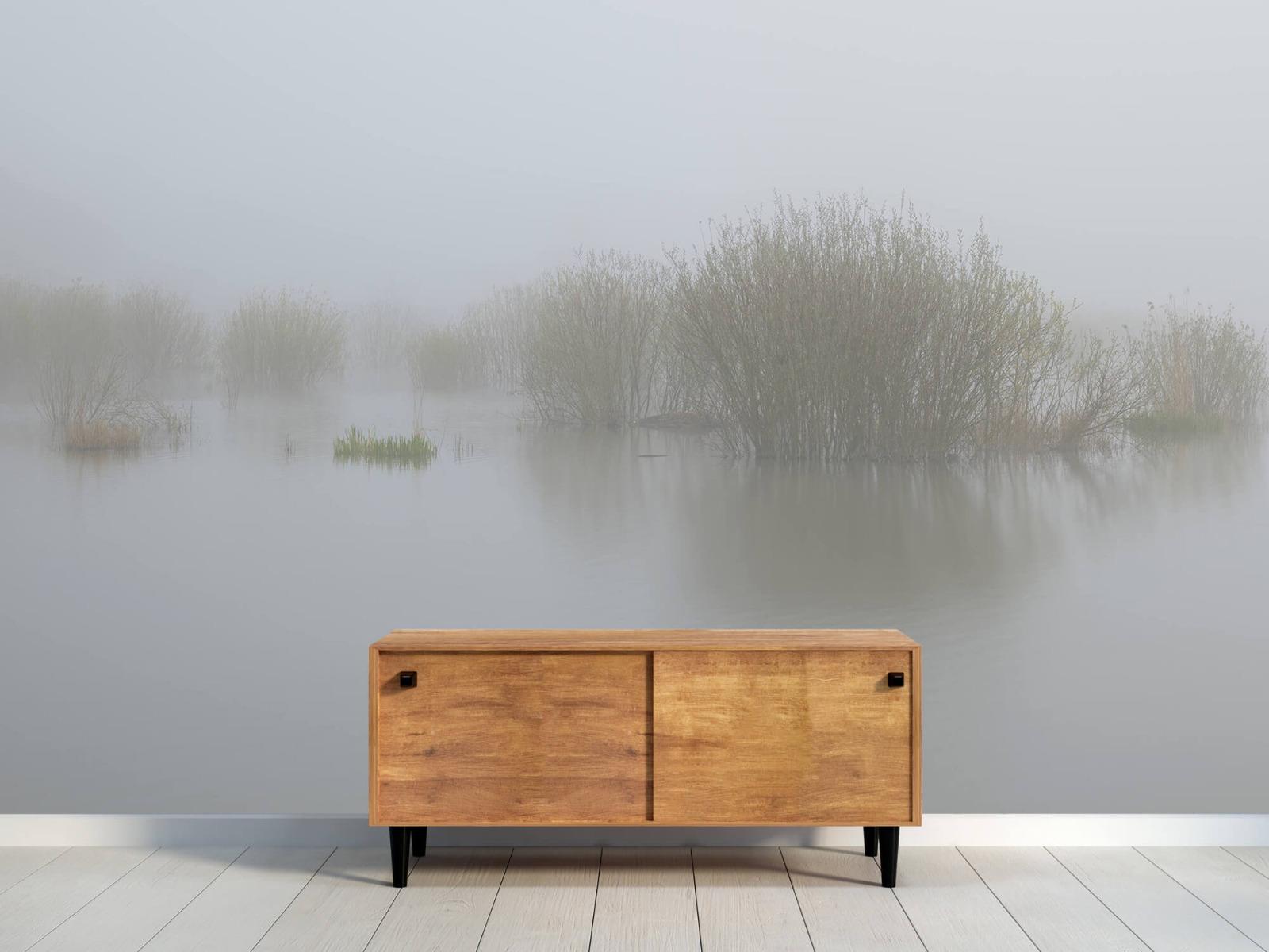 Landschap - Mist in natuurgebied - Slaapkamer 10